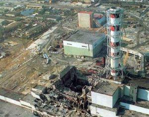 Sunaikintas ketvirtasis Černobylio AE energetinis blokas   wordpress.com nuotr.