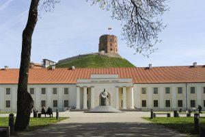 Lietuvos nacionalinis muziejus | K. Stoškaus nuotr.