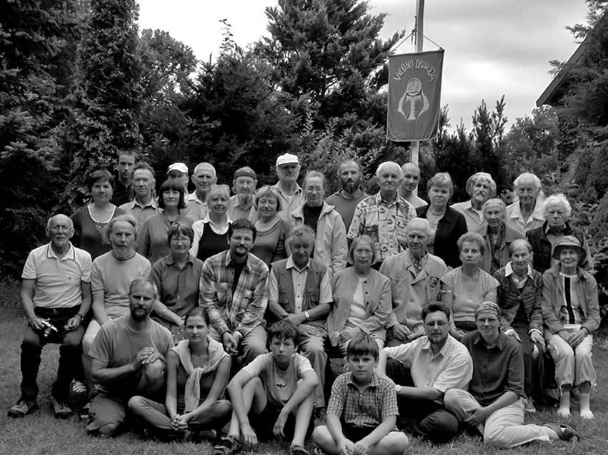 Vydūno draugijos stovyklos Bitėnuose vyksta jau daugiau nei 20 metų – nuo 1992-ųjų. 2011 m. | V. Bagdonavičiaus asmeninė nuotr.