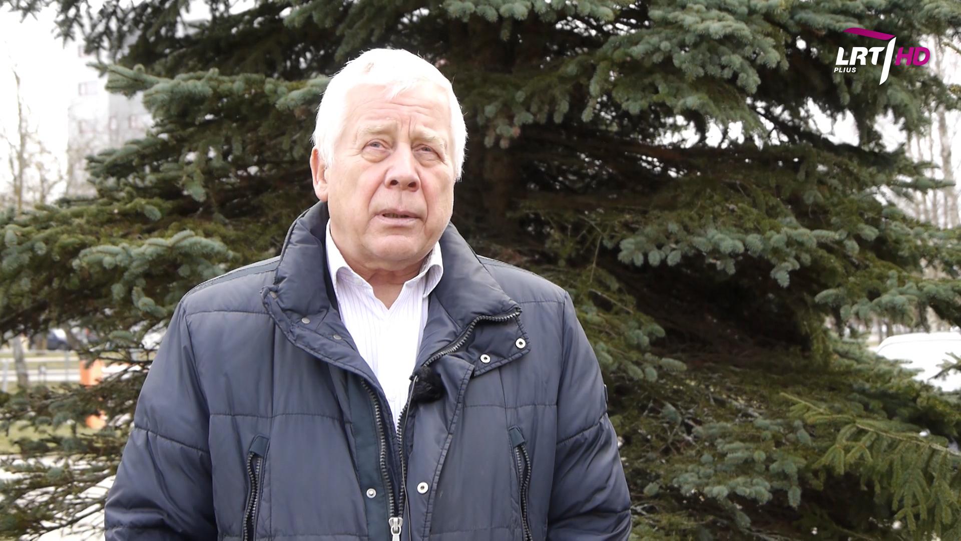 Prof. Vytautas Usonis | LRT nuotr.