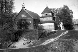 Rumšiškės bažnyčia 1939 metais   V. Augustino nuotr.