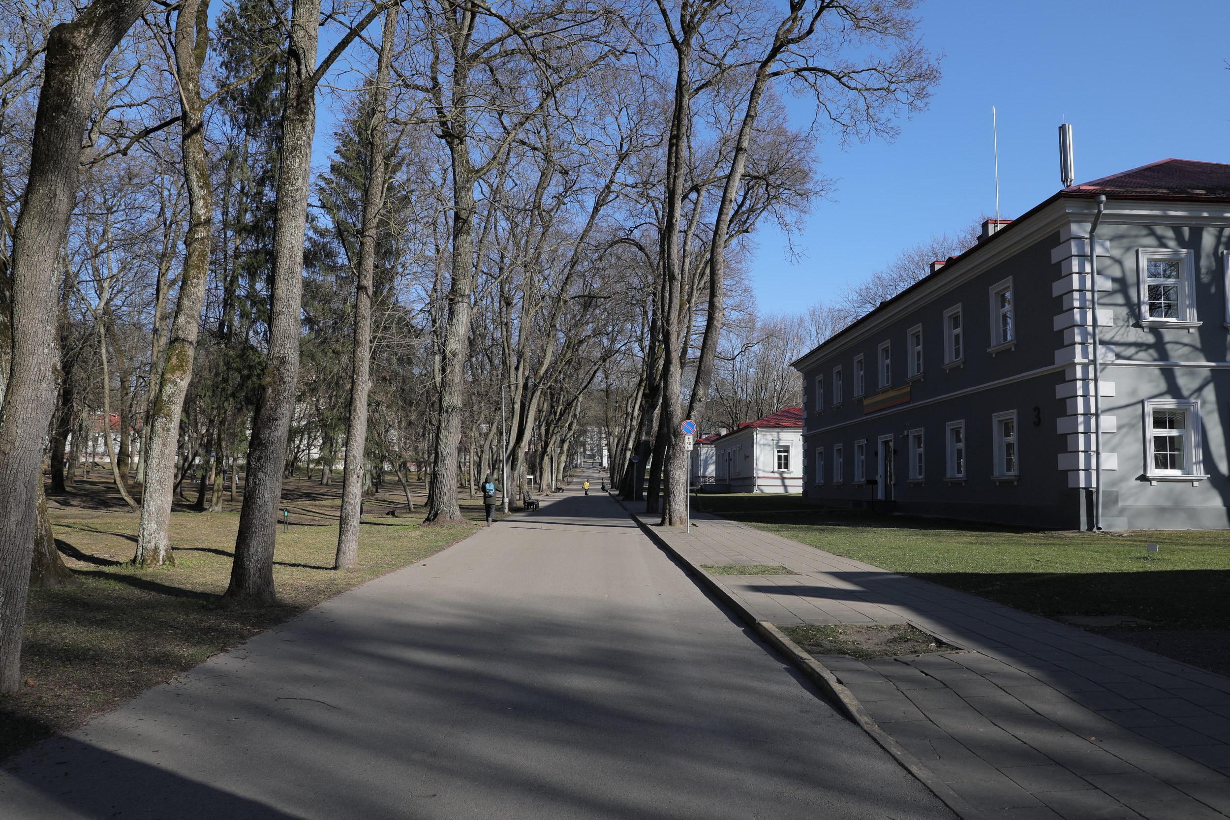 Sapiegų parkas | Vilniaus miesto savivaldybės nuotr.