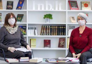 Biblioterapija iš namų: dienoraščiai ir autobiografinės knygos | lnb.lt nuotr.