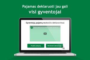 VMI atveria pajamų deklaravimo vedlį – pajamas deklaruosime paprasčiau | VMI nuotr.