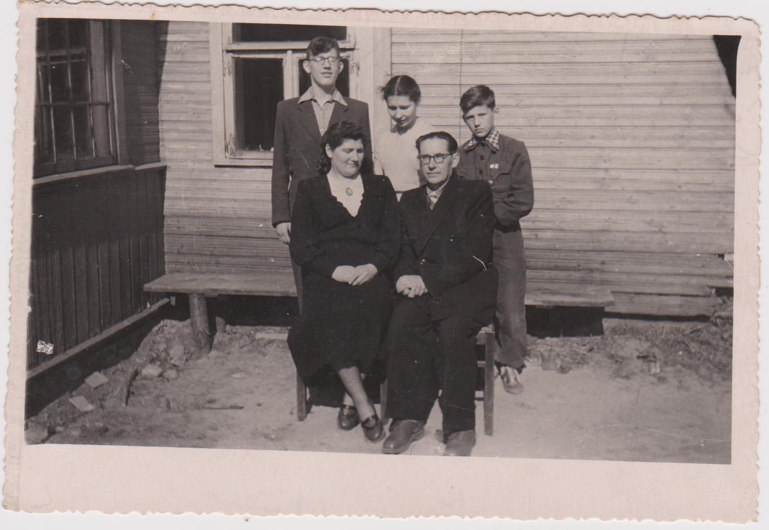 Mama ir tėtis su manimi, Nijole ir Algimantu | aidas.lt nuotr.