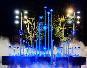 Laivės alėjos fontanas | kaunas.lt nuotr