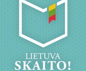 """Vyksta renginys """"Lietuva skaito!"""" } Rengėjų nuotr."""