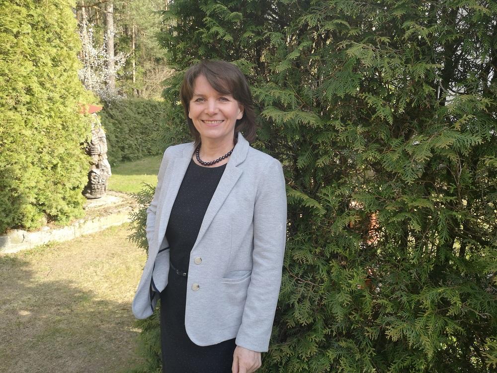 Aurelija Žvirblienė, VU Imunologijos ir ląstelės biologijos skyriaus mokslininkė | MITA nuotr.