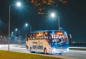 Autobusas | eurolines.lt nuotr.