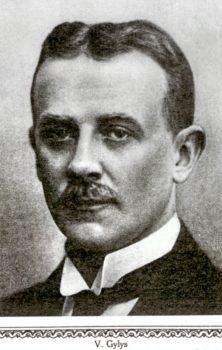 Vytautas Gylys   archyvinė nuotr.