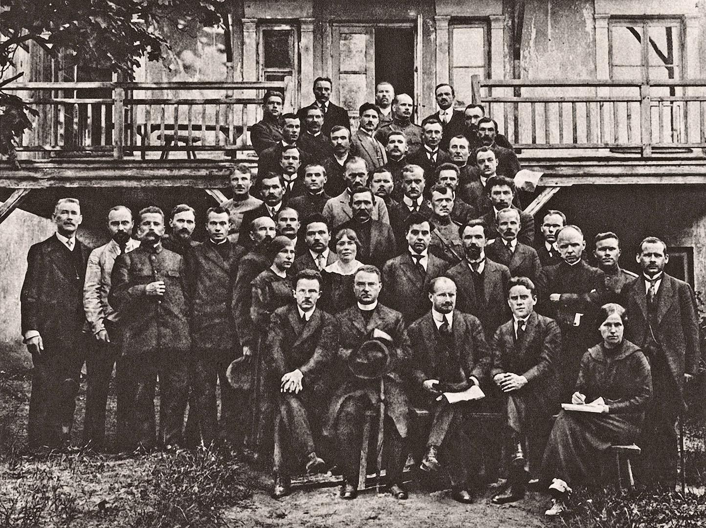 Modernios Lietuvos pagrindus kūrusio Steigiamojo Seimo šimtmetis bus minimas virtualiai | Lietuvos nacionalinio muziejaus nuotr.
