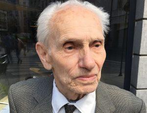 Vytautas Bukauskas (1928-2020) | Aidas.lt nuotr.