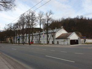 Buvusios areštinės pastatas   A. Šileikio, LNM nuotr.