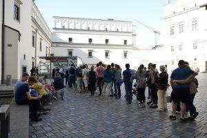 Į Valdovų rūmus grįžta nemokami sekmadieniai – pirmasis jau šią savaitę | V. Abramauskas, Valdovų rūmų muziejaus nuotr.