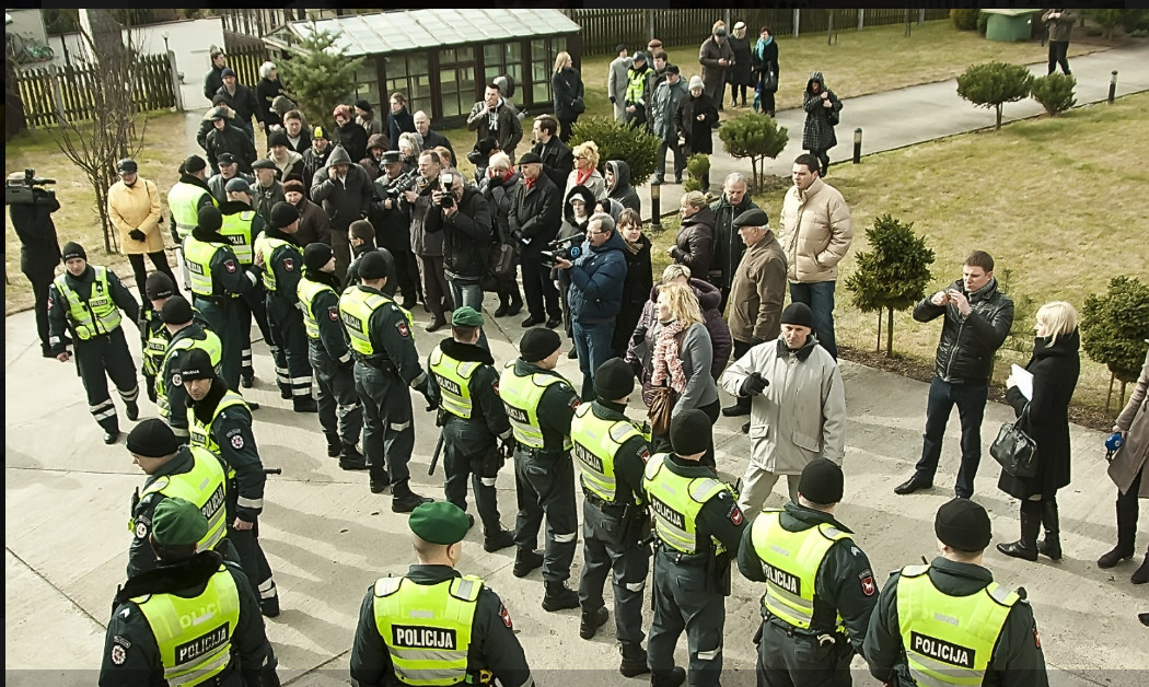 Garliava gegužės 17 d. 2012m. | respublika.lt nuotr.