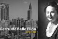 Amerikiečių mokslininkė Gertrūda Eliona (Gertrude Ellion) | LRT nuotr.