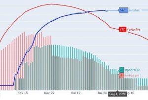 Interaktyvus matematinis modelis, gegužės spėjimas | VDU nuotr.