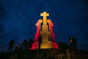 Trijų kryžių paminklas | vilnius.lt nuotr.