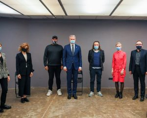 G. Nausėdos susitikimas su kultūros darbuotojais | prezidentas.lt nuotr.