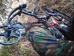Medžioklė lanku | wikipedia.org nuotr.