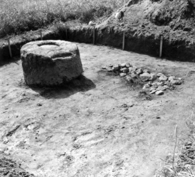 Trumponių akmuo 1972 m. | V. Vaitkevičiaus nuotr.