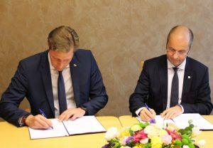 Sutartis dėl Sutratis dėl Laukinių gyvūnų globos centro | am.lt nuotr.