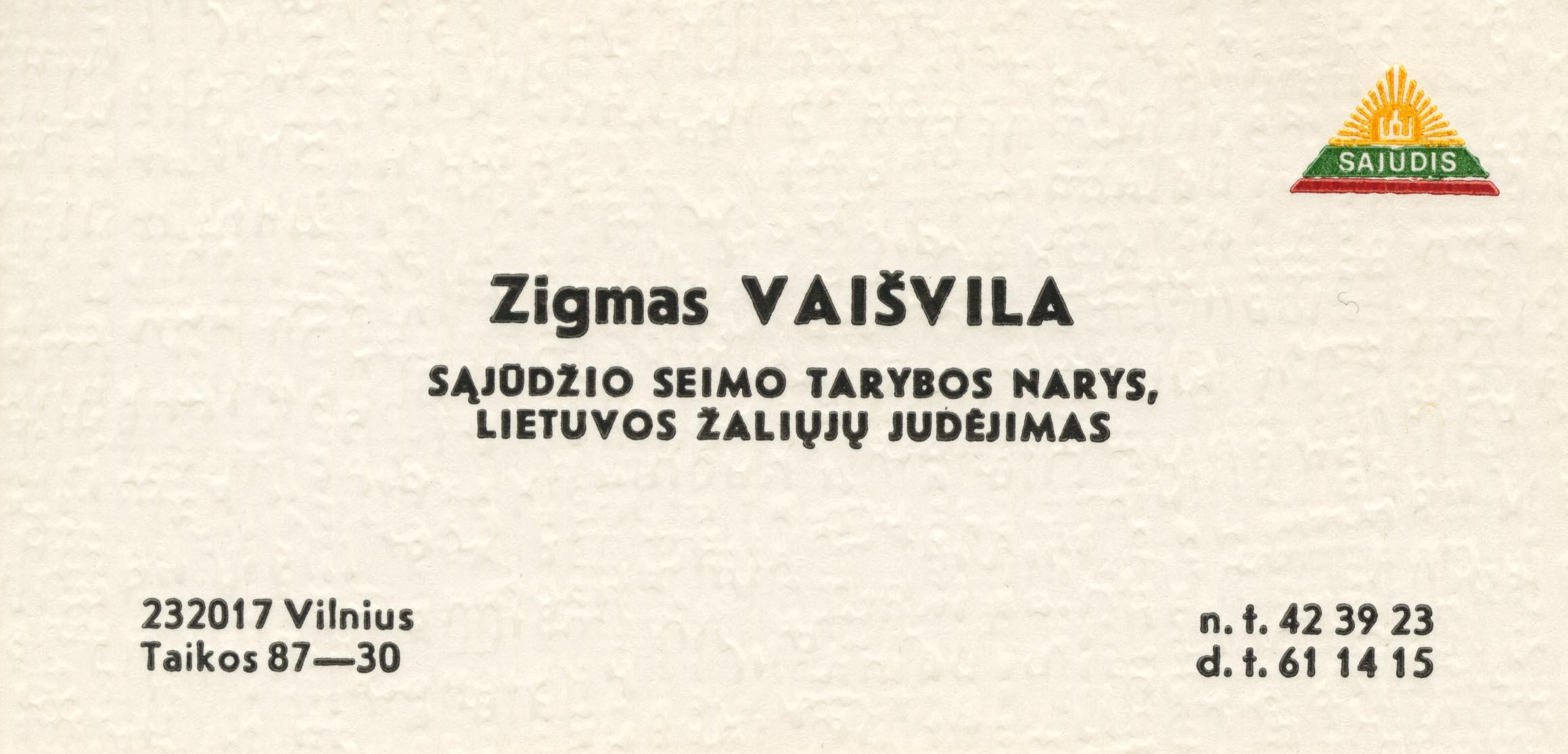 14-1_ZV vizitinė kortelė 1989