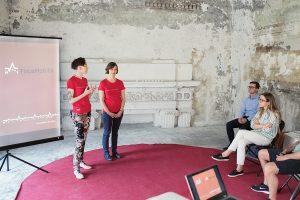 Pradedama teikti nauja paslauga Lietuvos kultūros paveldo vertybių savininkams ir valdytojams | FIXUS Mobilis projekto nuotr.