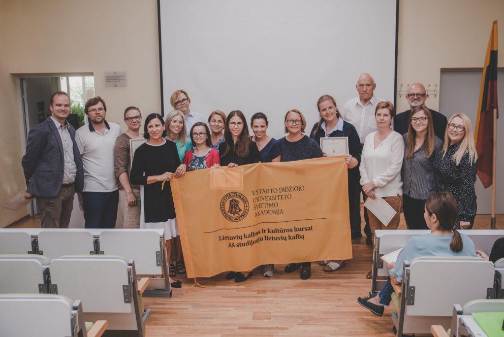 Lietuvių kalbos ir lietuvybės sklaida pasaulyje | VDU nuotr.