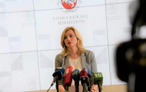 Rita Tamašunienė | vrm.lt nuotr.