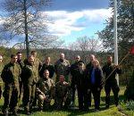 Didžiosios kunigaikštienės Birutės ulonų bataliono kariai | A. Jakavonytės nuotr.