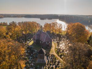 Beržoro Šv. Stanislovo bažnyčios pastatų kompleksas | organizatorių nuotr.