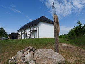 Ažvinčių kaime, atidarytas privatus gamtos muziejus   Valdo Danilevičiaus asmeninio albumo nuotr.