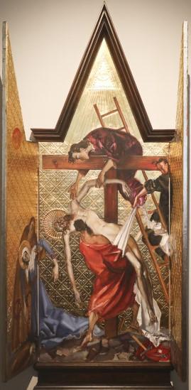 Dubingių altorėlis. G. Kazimierėno piešinys