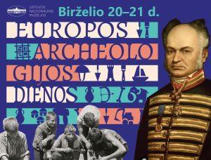 Europos archeologijos dienos   Rengėjų nuotr.