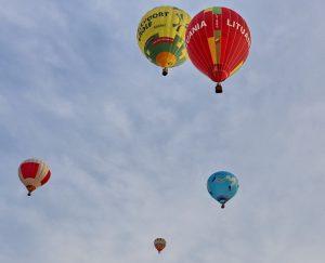 Oro balionai | Alkas.lt, A. Sartanavičiaus nuotr.