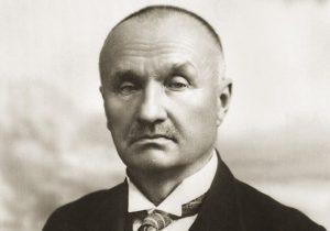Vasario 16-osios akto signataras bajoras Jonas Smilgevičius | wikipedia.org nuotr.