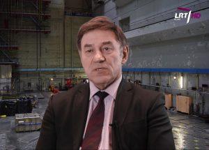 Juozas Augutis | LRT nuotr.