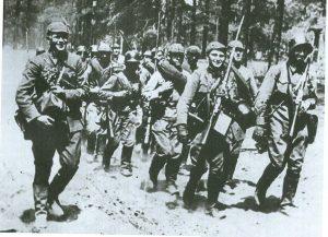 Lietuvių sukilėliai 1941-07-06 | LGGRTC nuotr.