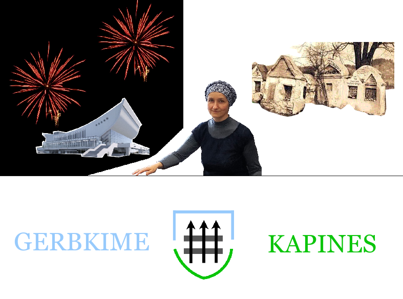 "Ruta Bloshtein, ""Gerbkime Kapines"" | A. Kulikausko nuotr"
