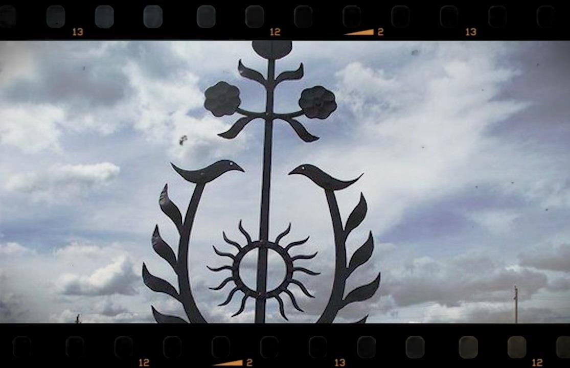 """""""Saulė sodą sodino..."""" stopkadras"""