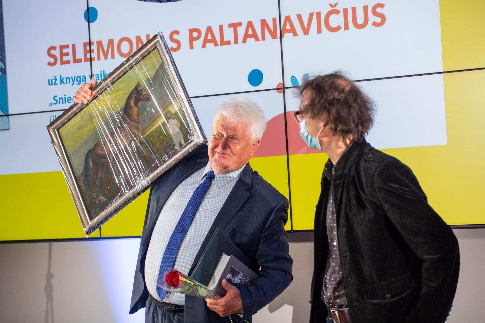 Selemonas Paltanavičius | J. Kygo nuotr.