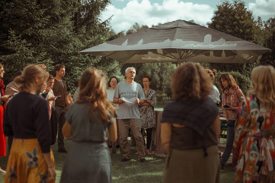 Tradicinio dainavimo užsiėmimai Lietuvoje kvies pažinti etnokosmosą ir išlaisvinti balsą   Rengėjų nuotr.