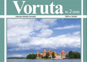 Voruta Nr. 2 (868) | Leidėjų nuotr.