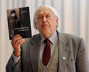 Bernardas Aleknavičius | V.Venslovaičio nuotr.