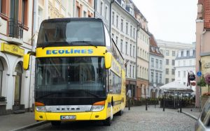 Autobusas | ecolines.lt nuotr.