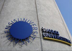 Šiaulių universiteto nuotr.