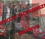 Kairiojo ekstremizmo šaknys | varpine.org nuotr.