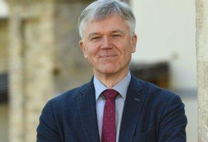 Humanitarinių mokslų daktaras Audrius Valotka | S. Žumbio nuotr.