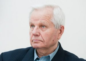 Istorikas Povilas Jakučionis   T. Lukšio nuotr.